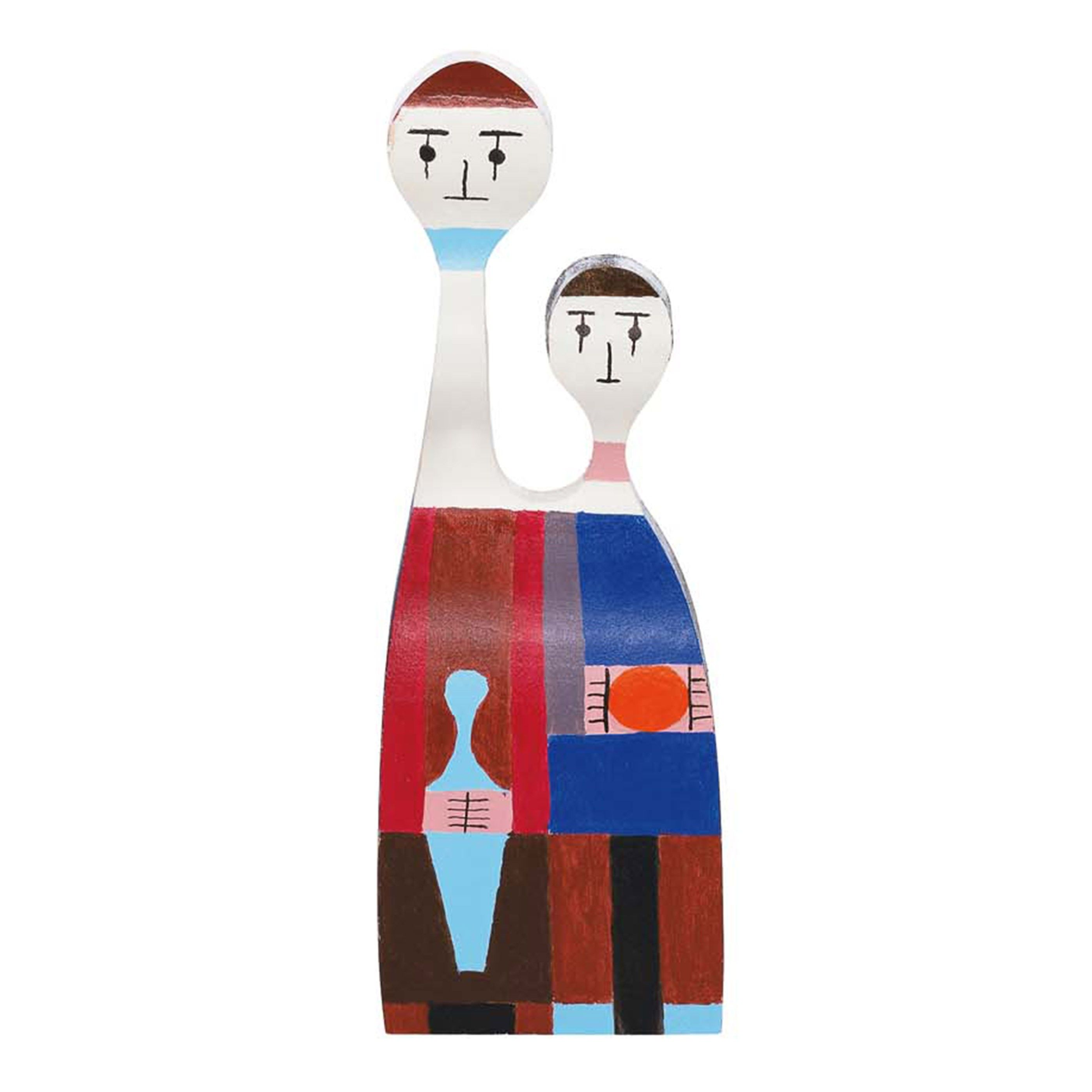 Wooden Doll No.11.