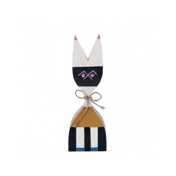 Wooden Doll No.9.