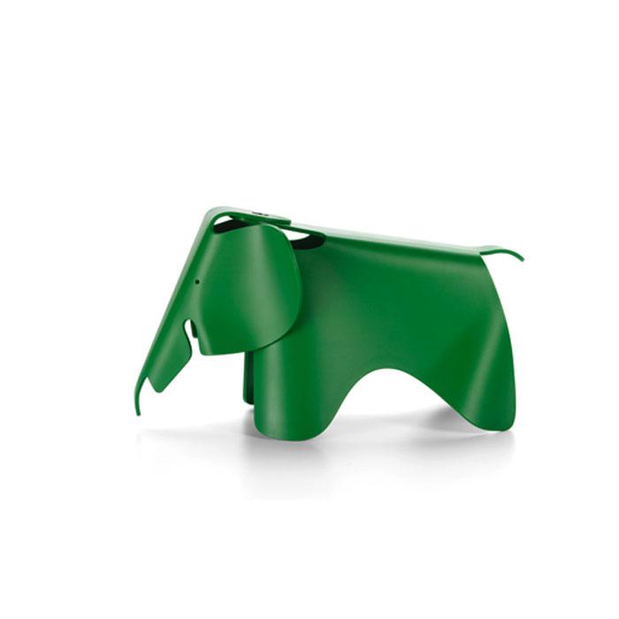 Eames Elephant (small ) Groen