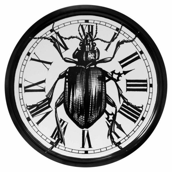 Small Beetle Clock